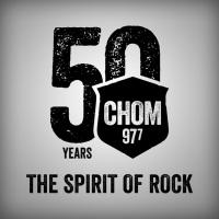 Billet 50e anniversaire de CHOM 97.7