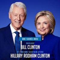 Billet Bill Clinton & Hillary Clinton