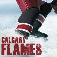 Billet Flames de Calgary