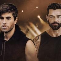 Billet Enrique & Ricky Martin