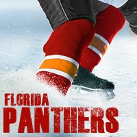 Billet Panthers de la Floride