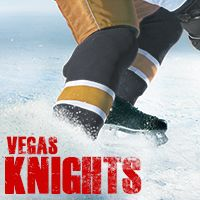 Billet Golden Knights de Vegas