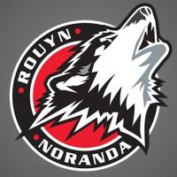 Billet Huskies de Rouyn-Noranda