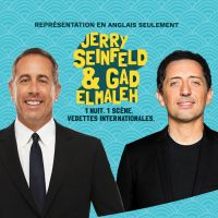 Buy your Jerry Seinfeld tickets