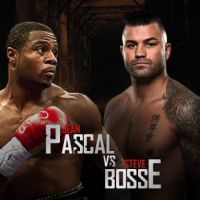 Buy your Jean Pascal vs Steve Bossé tickets