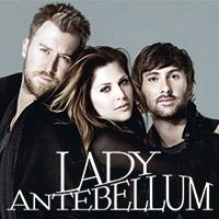 Billet Lady Antebellum