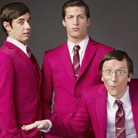 Billet The Lonely Island