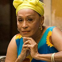 Buy your Omara Portuondo tickets