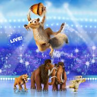 Buy your Ice Age on Ice tickets