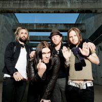 Billet Shinedown