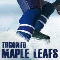 Billet Maple Leafs de Toronto