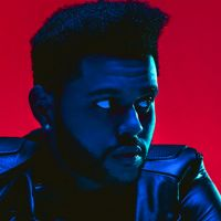 Billet The Weeknd