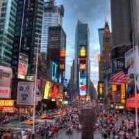 Billet New York concert