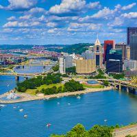 Pittsburgh concert ticket