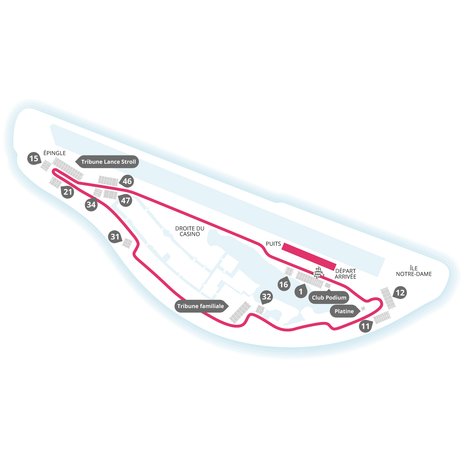 Canadian Grand Prix - Sunday only