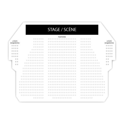 Salle Pratt & Whitney Canada (Théâtre de la Ville)
